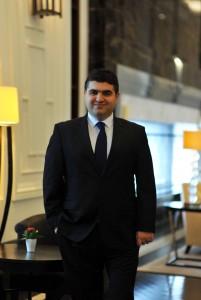 Hilton Bomonti IT Manager Onur Yuru