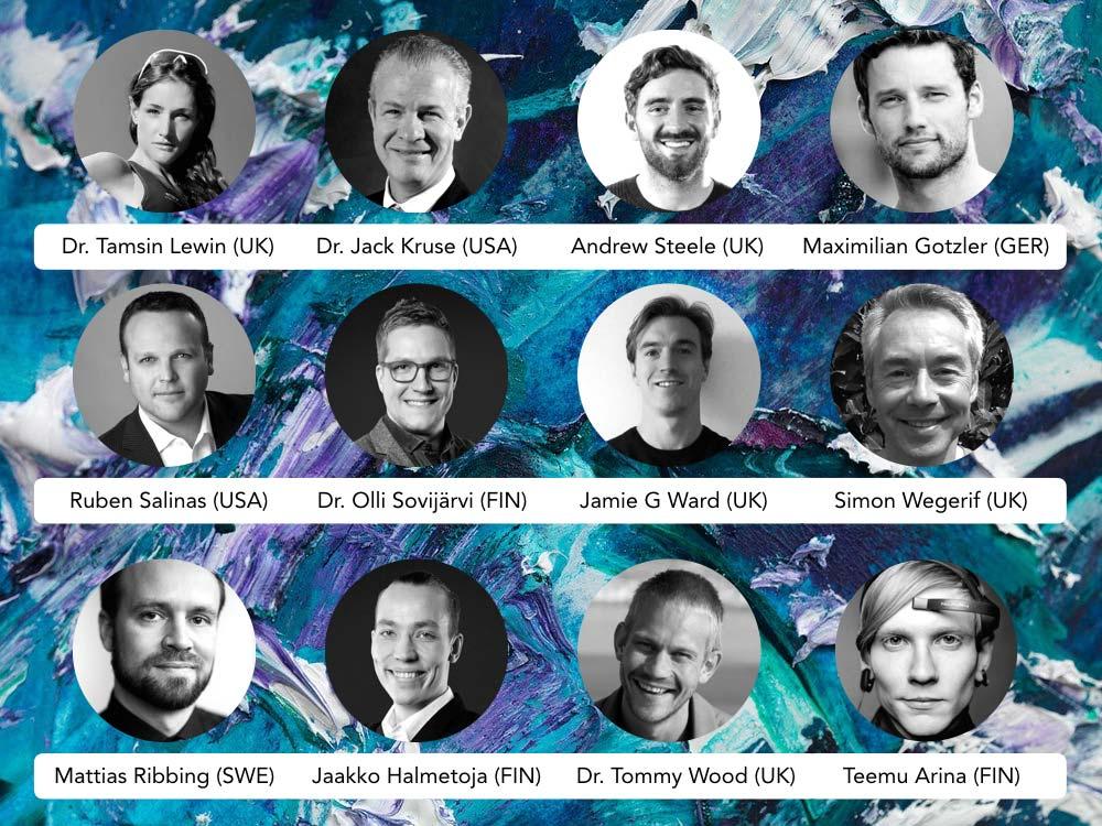 Biohacker Summit London Speakers