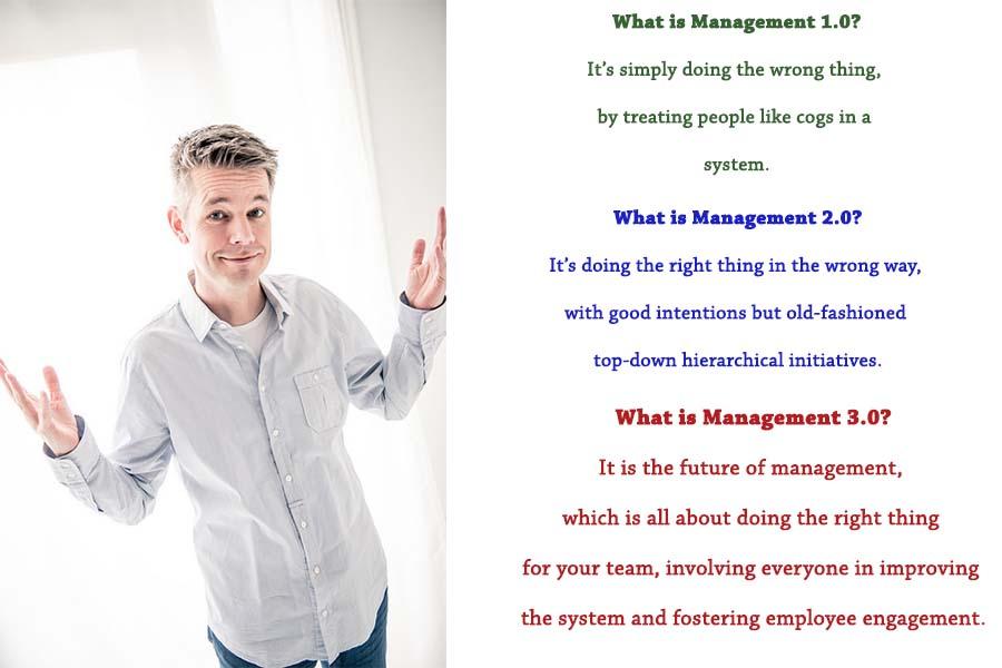 What is Management 3_0 Jurgen Appelo EN