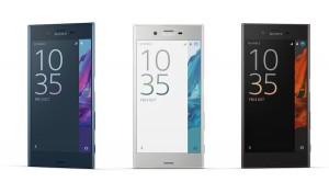 Sony XperiaXZ renkler