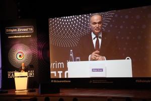 Bilim Sanayi ve Teknoloji Bakani Dr Faruk Ozlu