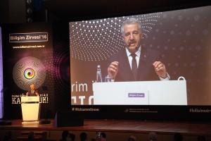 Ulastirma Denizcilik ve Haberlesme Bakani Ahmet Arslan